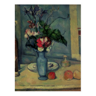 The Blue Vase, 1889-90 Postcard