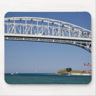 The Blue Water Bridge is a twin-span bridge 2 Mouse Mat