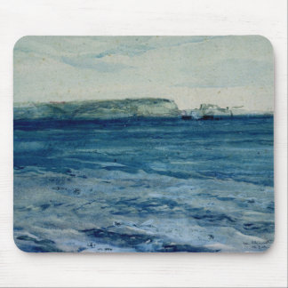 The Blue Waters of Plymouth, 19th Mouse Pad