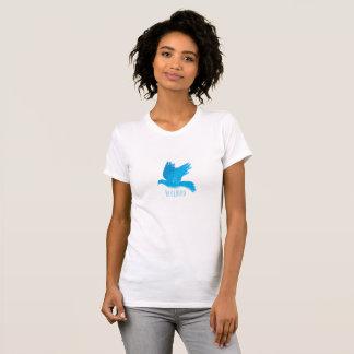 The Bluebird Of Happiness T-Shirt