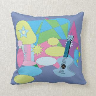 The Blues Cushion