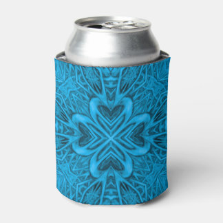 The Blues Kaleidoscope Can Cooler