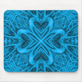 The Blues Kaleidoscope Mousepad