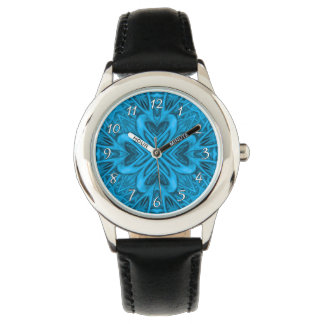 The Blues Kaleidoscope Vintage Kids Watch
