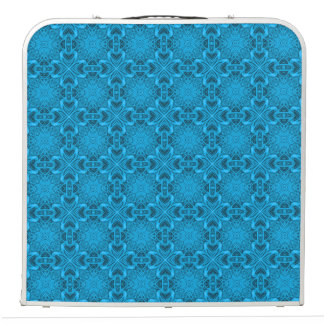 """The Blues Vintage Kaleidoscope   48""""   Pong Table"""