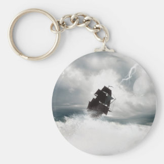 The boat of the 3 Broad Keychain moons
