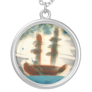 The Boat Personalized Necklace