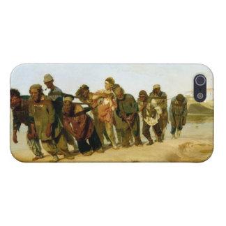 The Boatmen on the Volga, 1870-73 iPhone 5 Case
