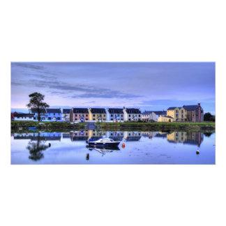 The Boatyard - Burry Port Custom Photo Card