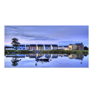 The Boatyard - Burry Port Customized Photo Card