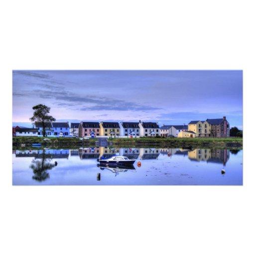 The Boatyard - Burry Port Customized Photo Card