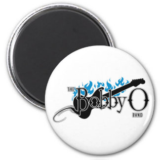 The Bobby O Band magnet