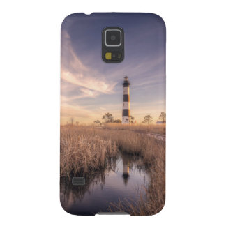 The Bodie Island Lighthouse  At Sunset Galaxy S5 Case