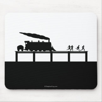 The Body Mouse Pad