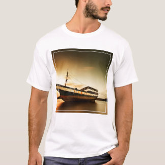 The Body Of Old Ship | Bali, Indonesia T-Shirt