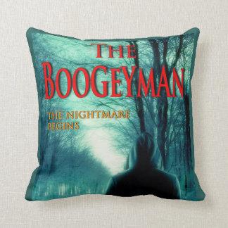 The Bogeyman Designer Throw Pillow