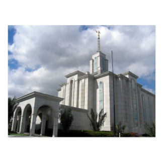 The Bogotá Colombia LDS Temple Postcard