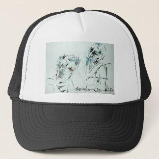 The Bohemian Embassy Merch Trucker Hat
