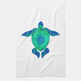 THE BOLD EXPLORER TEA TOWEL