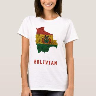 The Bolivian Flag T-Shirt