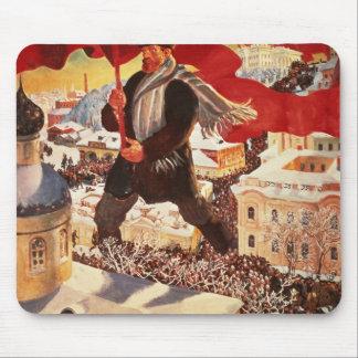 The Bolshevik, 1920 Mouse Mat
