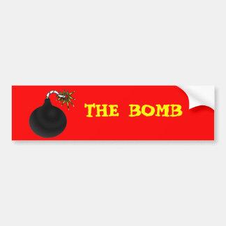 The Bomb Bumper Bumper Sticker