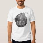 The bomb. t shirts