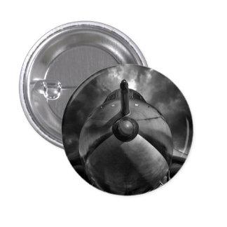 The Bomber BW 3 Cm Round Badge