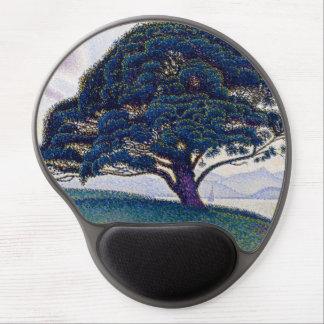The Bonaventure Pine by Paul Signac Gel Mouse Pad