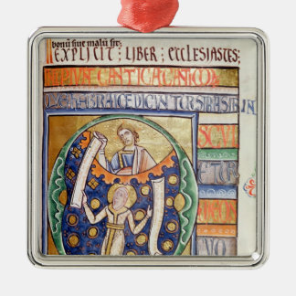 The Book of Ecclesiastes Christmas Ornament