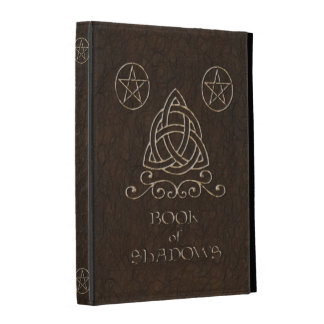 The Book of Shadows iPad case