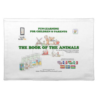 """""""The Book of The Animals"""" Official Table Mat"""
