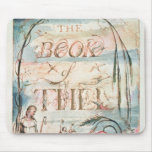 The Book of Thel; Title Page, 1789 Mouse Mat