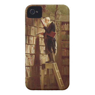 The Bookworm iPhone 4 Case-Mate Cases