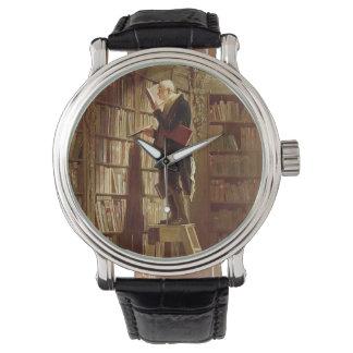 The Bookworm Wristwatch