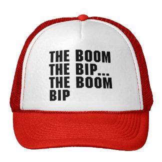 The Boom Bip Cap