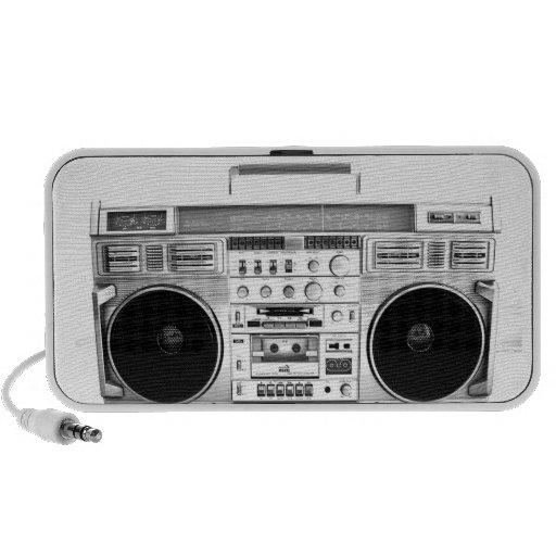 "The ""BoomBox"" mini Speaker"