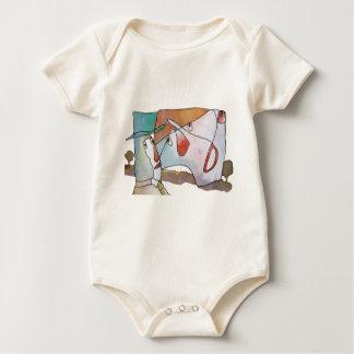 The Bore. Baby Bodysuit