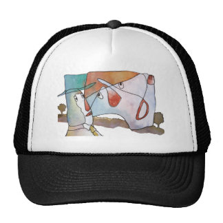 The Bore Trucker Hat