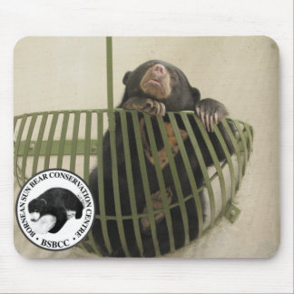 The Bornean Sun Bear Conservation Centre Mouse Mat