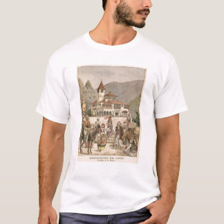 The Bosnian Pavilion at the Universal Exhibition T-Shirt