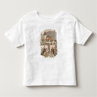 The Bosnian Pavilion at the Universal Exhibition Toddler T-Shirt