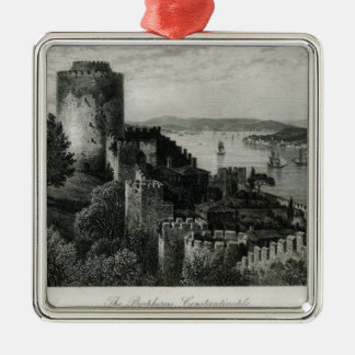 The Bosphorus, Constantinople Christmas Ornament
