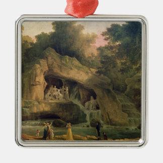 The Bosquet des Bains d'Apollo Christmas Ornament