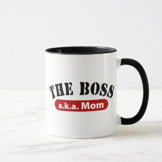 The Boss a.k.a. Mom Mug