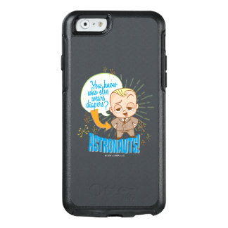 The Boss Baby | Astronauts OtterBox iPhone 6/6s Case