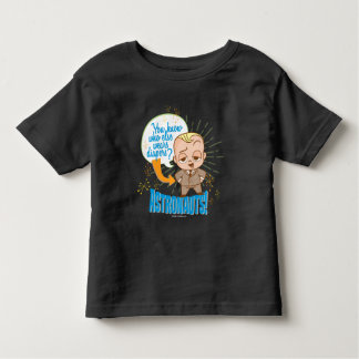 The Boss Baby | Astronauts Toddler T-Shirt