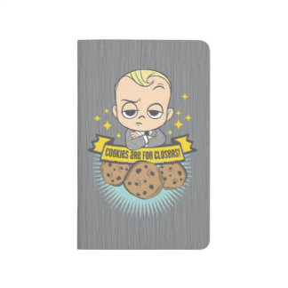 The Boss Baby | Baby & Cookies are for Closers! Journal