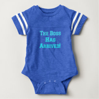 The Boss Baby Bodysuit