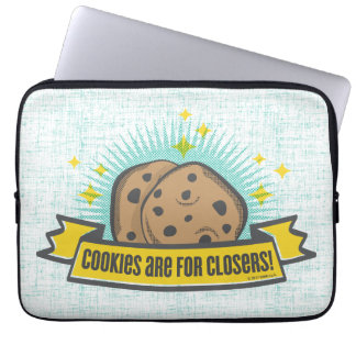 The Boss Baby | Cookies are for Closers! Laptop Sleeve